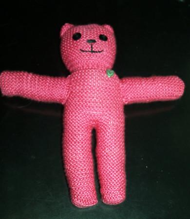 Erin's bear